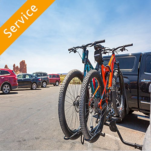 Bike Rack Installation - Assemble and Install
