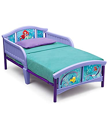 Amazon.com: Disney Little Mermaid Toddler Bed: Baby