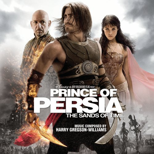 Harry Gregson Williams Prince Of Persia The Sands Of Time
