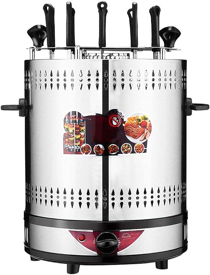 Máquina De Kebab Barbacoa Sin Humo De La Máquina 360 ° Rotación ...
