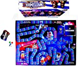 WWE Road to Wrestlemania Board Game, Action