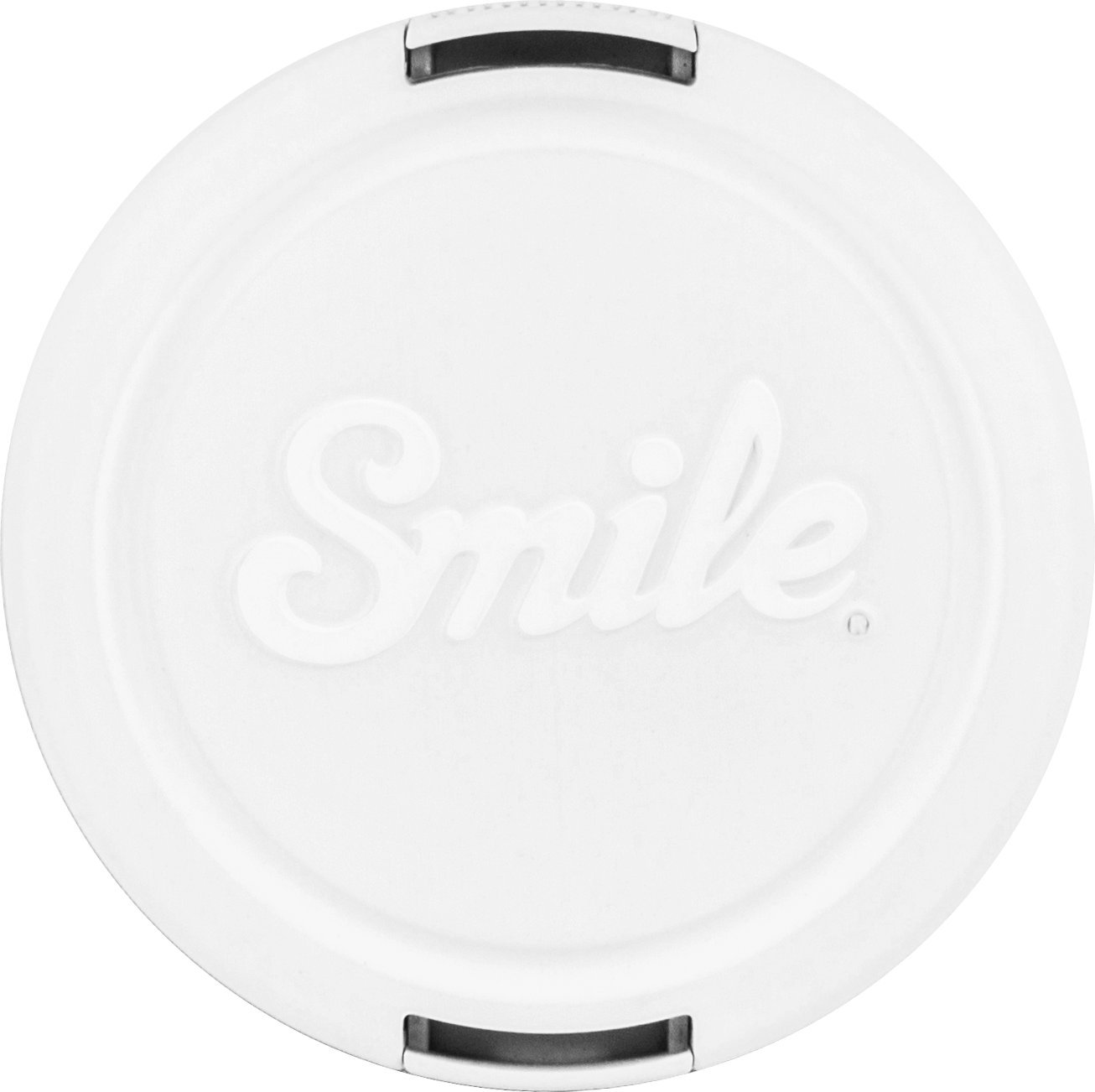 Smile 52mm Lens Cap (Moonlight)