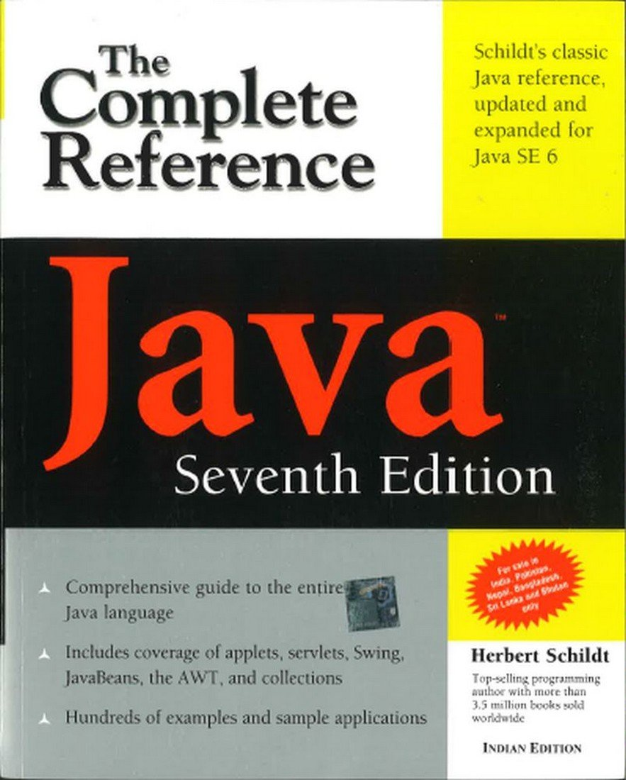 Book java reference