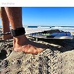 Premium-Surf-Guinzaglio-1-Anno-di-Garanzia-Forza-Massima-Leggero-Kink-Gratuito-Perfetto-per-Tutti-i-Tipi-di-Tavole-da-Surf