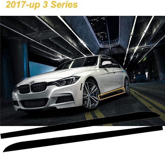 Fits BMW F30 F31 F34 3 Series M Performance Side Skirt Sill MATTE Decal Stickers
