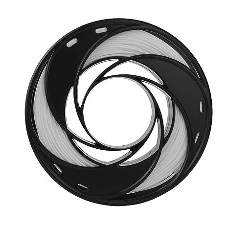 Filamento de impresora 3D ABS precisión dimensional +/- 0,03 mm, 1 ...