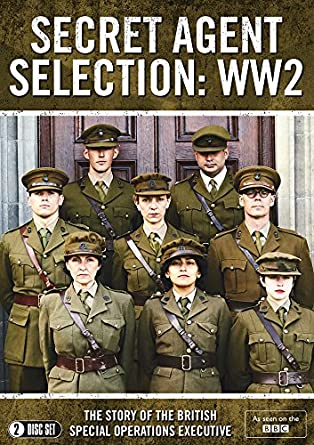 secret agent selection ww2 bbc dvd amazon co uk dvd blu ray