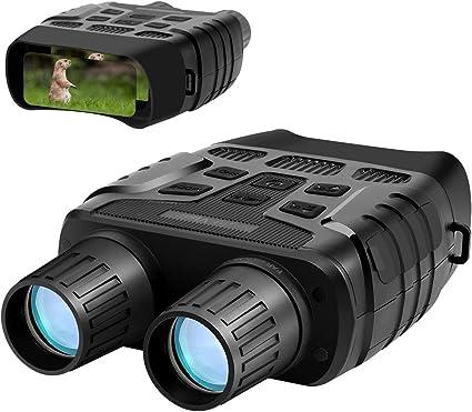 Night Vision Camera Monocular Digital 32GB Binoculars Security Recorder Optical