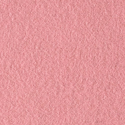 Riley Blake Designs Wool Solid Color Carnation Fabric by The Yard (Wool Wholesale Fabric)