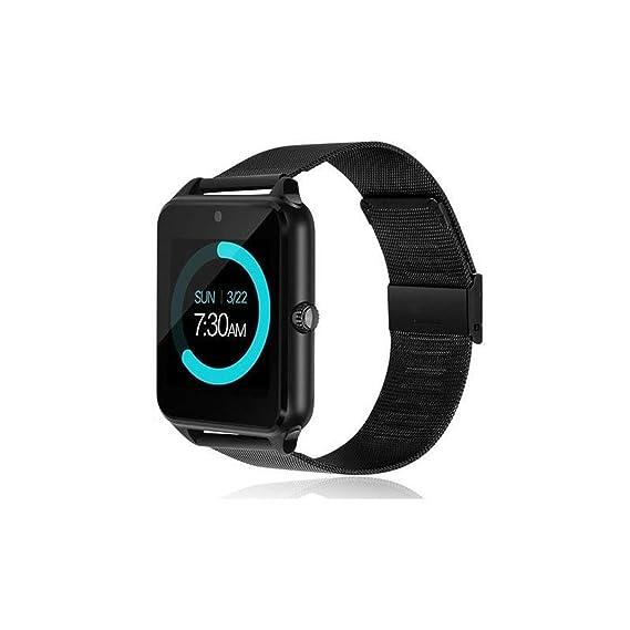 Amazon.com: Smart Watch Women Bluetooth Digital Clook Smart ...