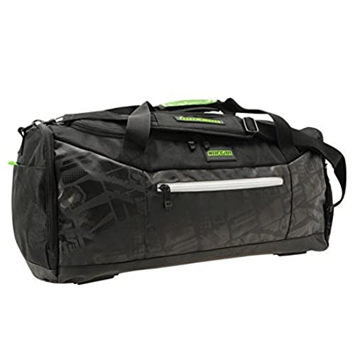 9f8a20c876 Image Unavailable. Image not available for. Colour  No Fear MX Holdall  Sports Travel Luggage Bag Gym Floor Risers Multi Pocket