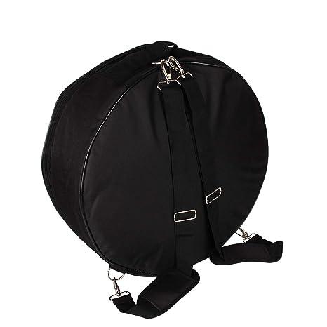FairytaleMM Durable 14 pulgadas Snare Drum Bag Mochila Estuche con ...