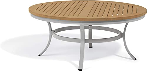 Oxford Garden Travira 48″ Round Chat Table