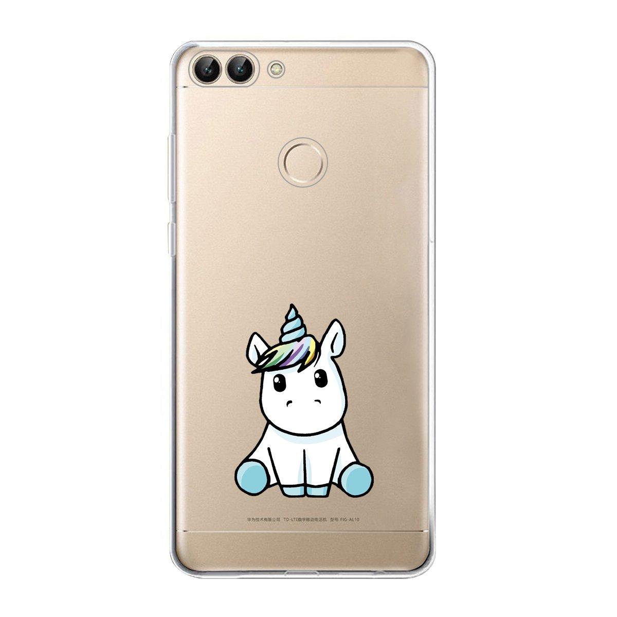 Cavi Cover Huawei P Smart ivencase Custodia Huawei P Smart ...