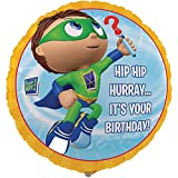 Super Why Party Supplies - Foil Balloon