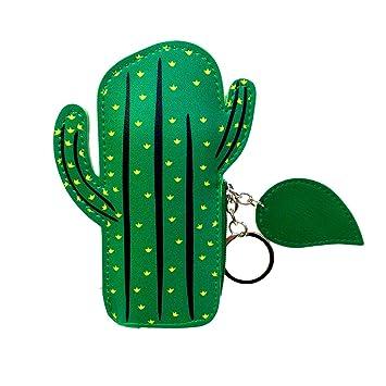 collectsound Cartera para Pasaporte Cactus Talla única: Amazon.es: Equipaje