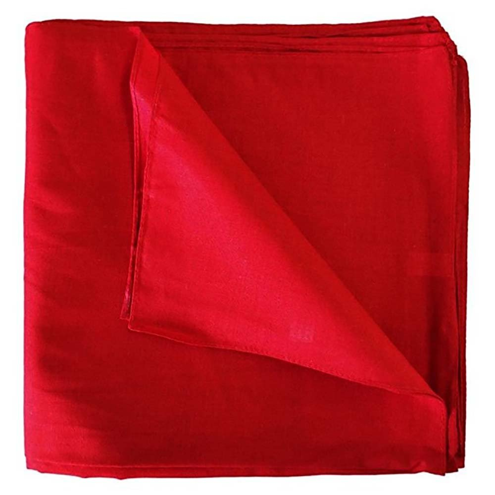 Mechaly Solid Colors 100% Cotton Bandana - 3 Pack MEBAMA-3