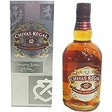 Chivas芝华士12年苏格兰威士忌40度700ml