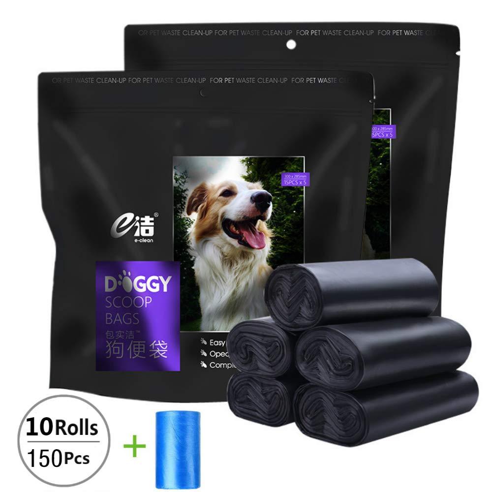 Bolsas Biodegradables para Recoger Excrementos Perros, 10 ...