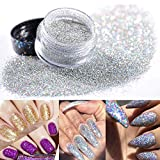 Warmfits Holographic Nail Glitter 12 Colors Holo