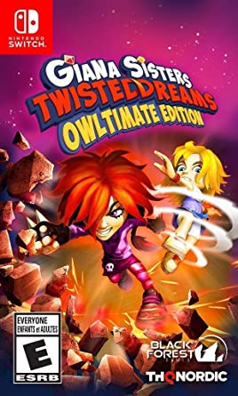 Giana Sisters: Twisted Dreams - Ultimate Edition for