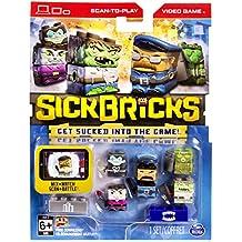 Sick Bricks - Sick Team - 5 Character Pack - City vs Monster