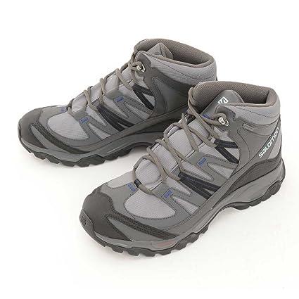 Salomon Mudstone Mid 2 GTX Suede Hiking Shoes, ...