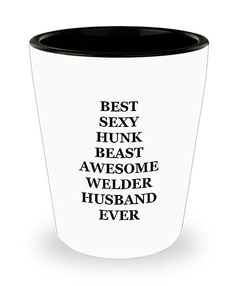 Sexy Funny Regalos para soldador marido Hubby cumpleaños del día de San Valentín aniversario de boda