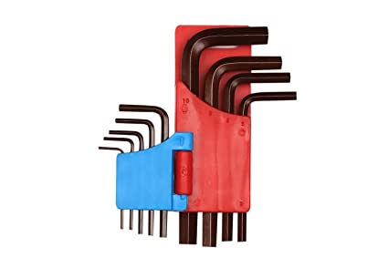Taparia AKHM-9 Allen Key Set (Pack Of 9)