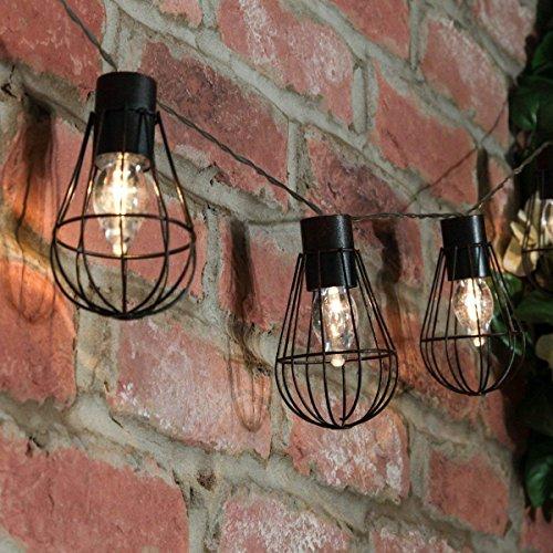 Net Fairy Lights Solar in US - 5