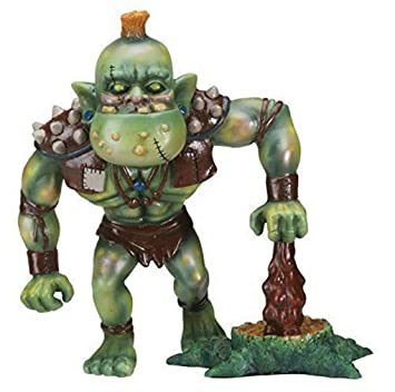 Amazon.com: Ky & Co YK Green Ogre Goreck Ork Warrior ...