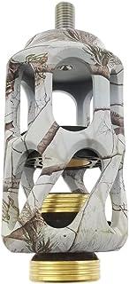 ZSHJG Stabilisateur d'arc Composé 3 Pouces Arch Absorbeur de Vibrations Amortisseur Aluminium Stabilisateur Réduire Vibrations pour Accessoire d'arc Composé