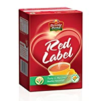 Red Label Tea Leaf Carton, 500g
