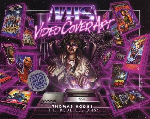 Media Vhs - VHS Video Cover Art: 1980s to Early 1990s