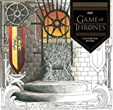 Product picture for HBOs Game of Thrones Coloring Book by HBO