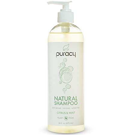 Puracy Natural Shampoo