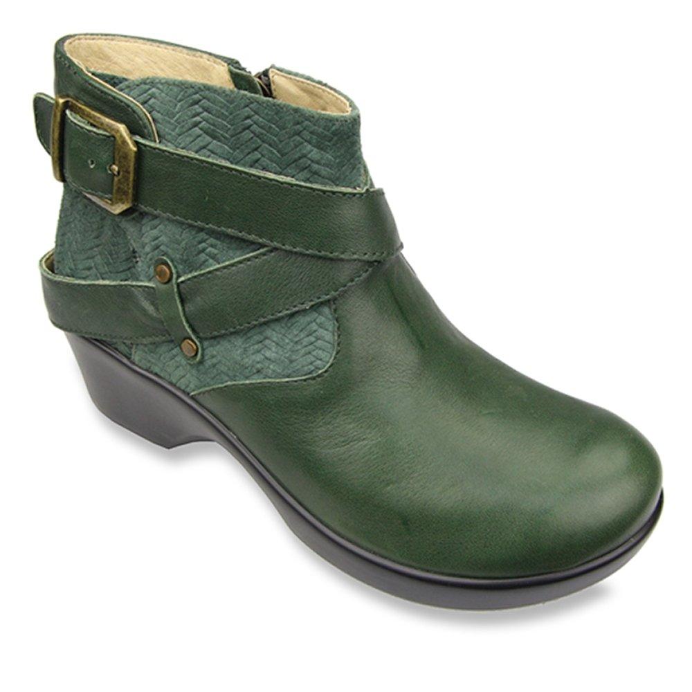 Alegria Women's Eva Boot B00TIYTHOE 37 M EU / 7-7.5 B(M) US|Evergreen