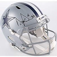 $275 » Dak Prescott Dallas Cowboys Signed Autograph Full Size Speed Helmet DAK Hologram & JSA Witnessed Certified