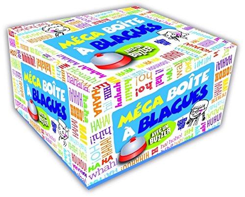 Méga Boîte à blagues Boîte – 10 octobre 2012 Collectif Deux Coqs d' Or 201394070X Juvenile Nonfiction / General