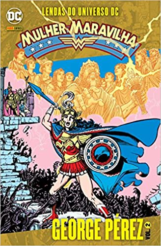 Lendas do Universo DC – Mulher-Maravilha – Volume 2