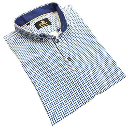 Ausgefallenes Piquet -Shirt