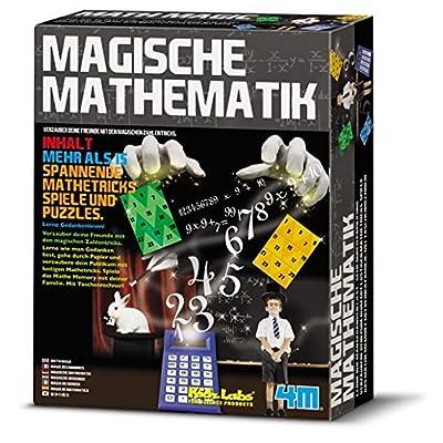 4M 68479 - Tours De Magie - Mathématiques Magique