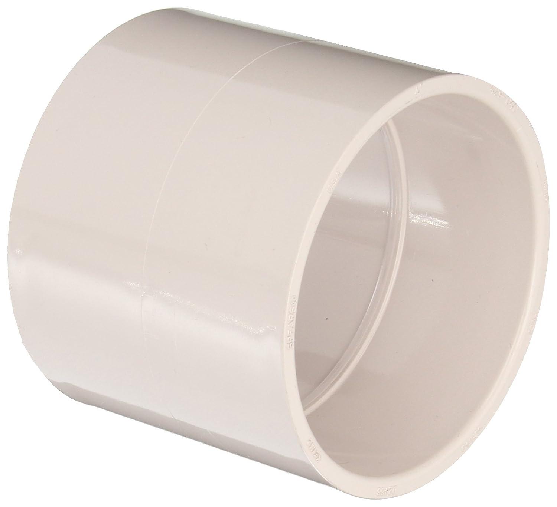 3//4 Socket Coupling Spears 429-UV Series PVC Pipe Fitting UltraViolet Resistant Schedule 40