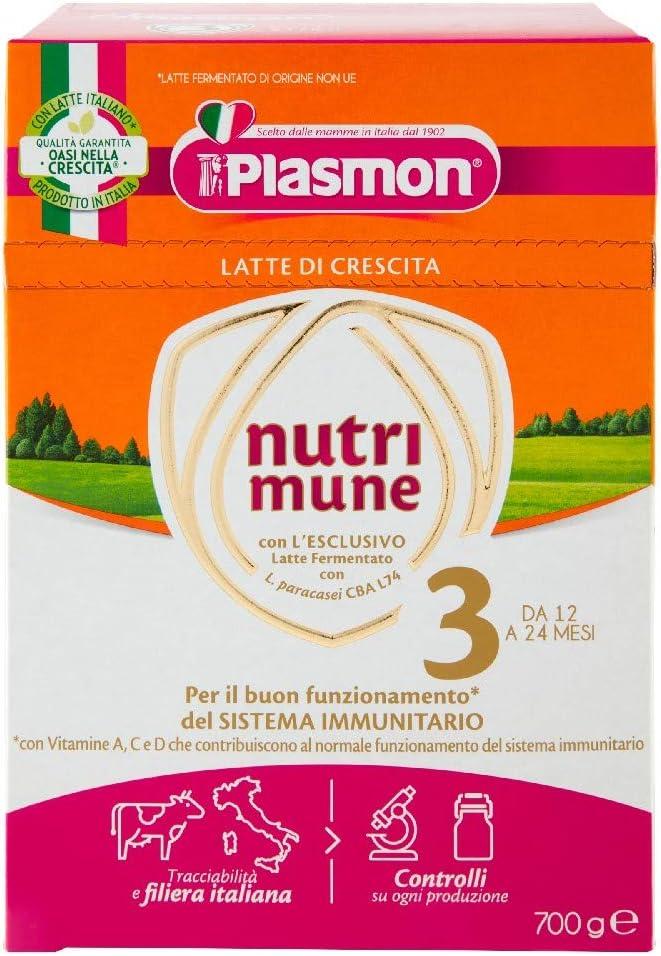 Plasmon Plasmon Latte Polvere Stage 1 – 700 g