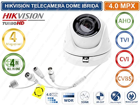 Hiwatch 4in1 4mpx 2 8 Mm Series Hiwatch Hikvision Elektronik