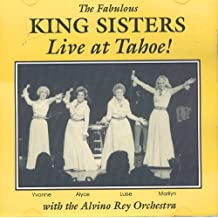 The Fabulous King Sisters - Live at Tahoe
