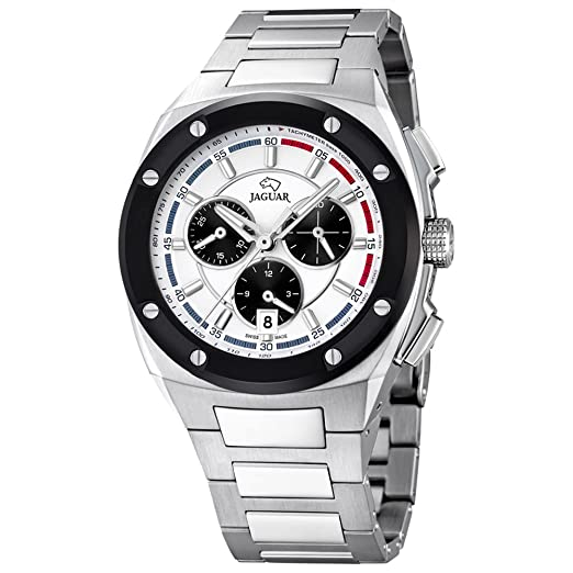 Jaguar reloj hombre Sport Executive Cronógrafo J807/1: Jaguar: Amazon.es: Relojes