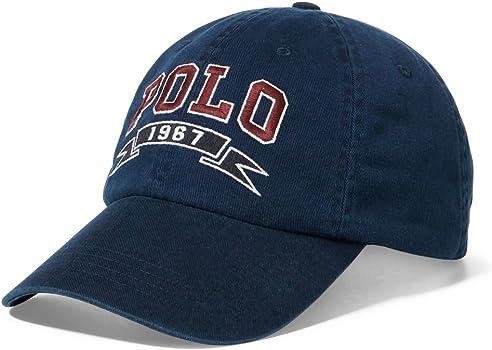 Polo Ralph Lauren - Gorra de béisbol para hombre - Azul - talla ...