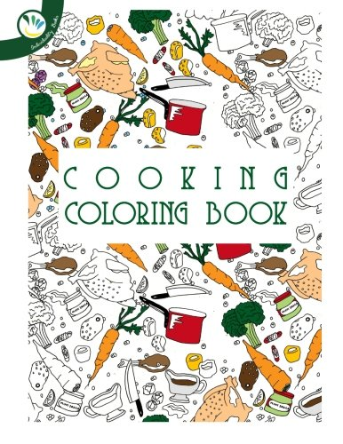 Cooking Coloring Book Individuality Books product image