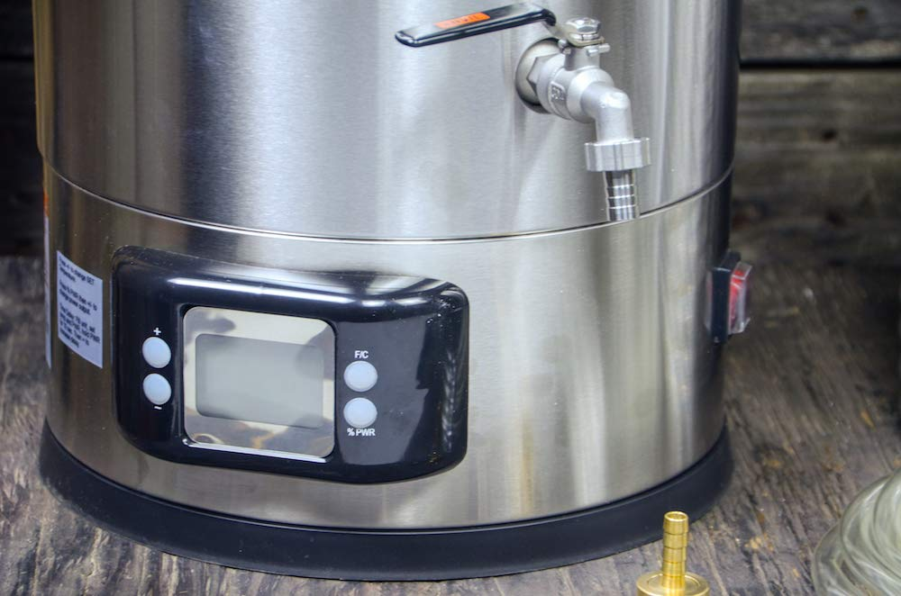 No Pump Foundry 10.5 Gallon All-In-One Brewing System